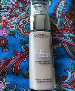 Loréal True Match Foundation